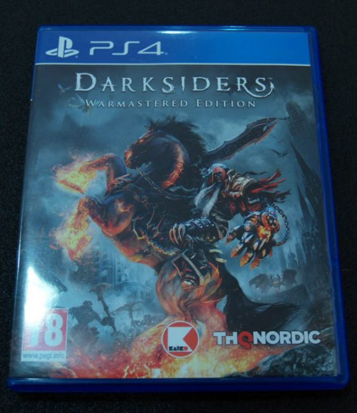 Darksiders - Warmastered Edition PS4