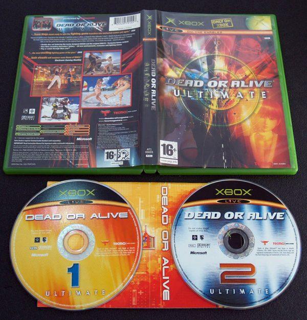 Dead or Alive Ultimate XBOX