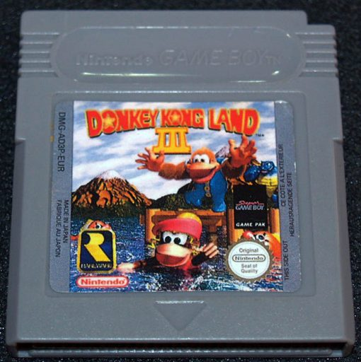 Donkey Kong Land III GAME BOY