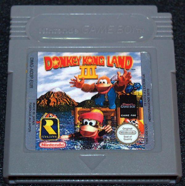 Donkey Kong Land III GAME BOY