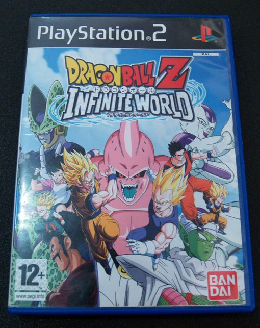 Dragon Ball Z: Infinite World PS2
