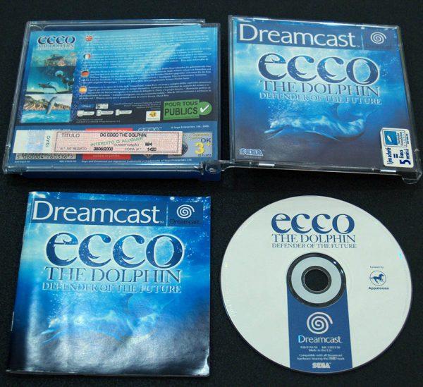 Ecco: Defender of the Future DREAMCAST