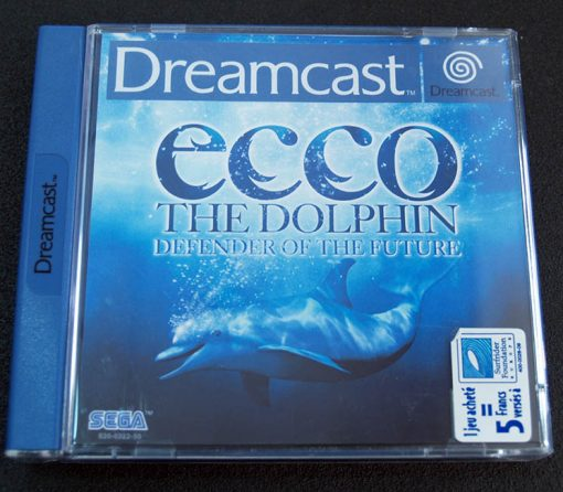 Ecco: Defender of the Future DREAMCAST