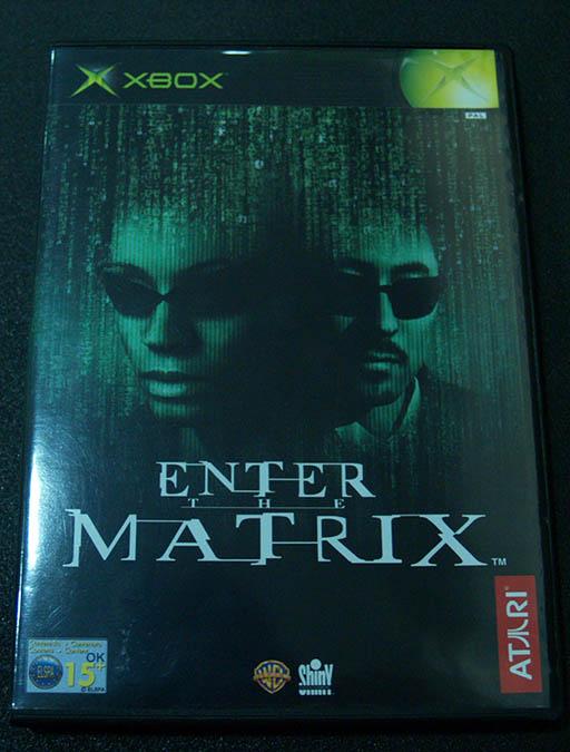 Enter The Matrix XBOX