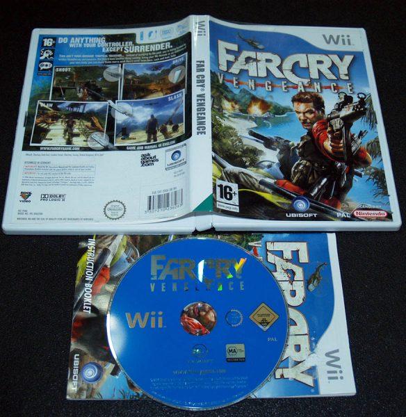 Far Cry: Vengeance WII