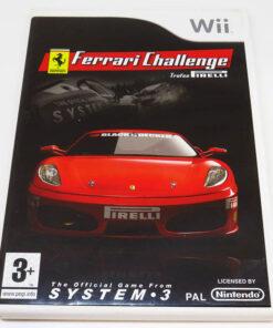 Ferrari Challenge WII