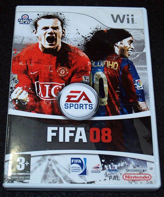 Fifa 08 WII