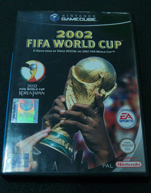Fifa World Cup 2002 GameCube