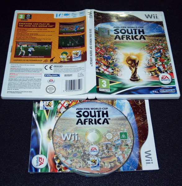 Fifa World Cup 2010 South Africa WII