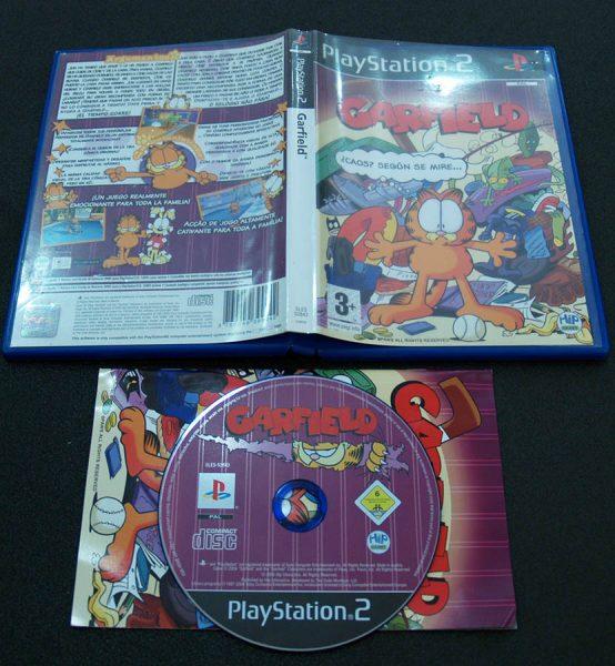 Garfield PS2