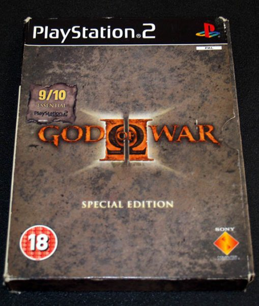 God of War II - Special Edition PS2