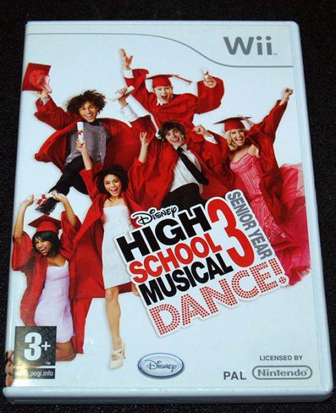 High School Musical 3: Senior Year Dance WII