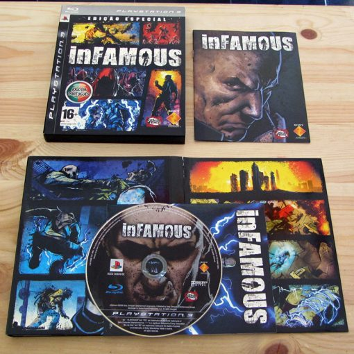 Infamous - Edição Especial PS3