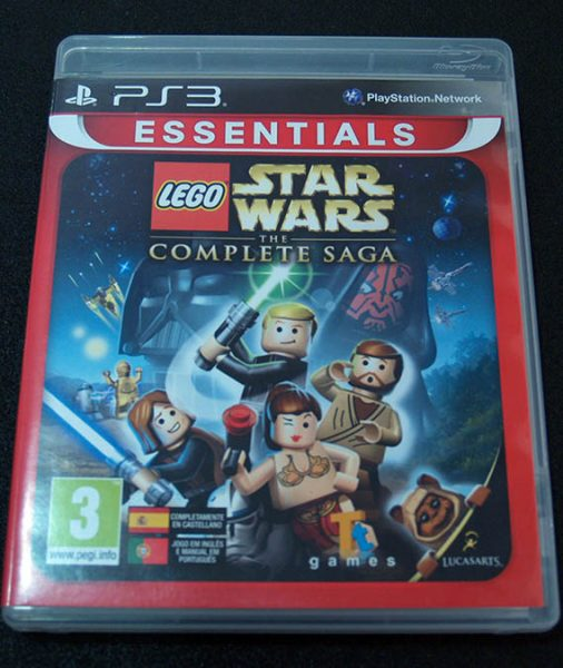 Lego Star Wars: The Complete Saga PS3