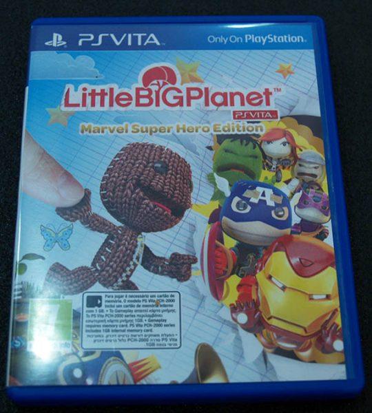 Little Big Planet: Marvel Super Hero Edition PSVITA