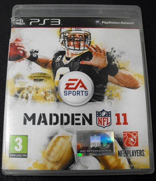 Madden NFL 11 PS3