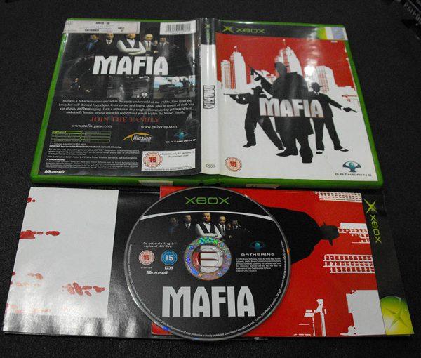Mafia XBOX