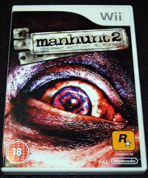 Manhunt 2 WII