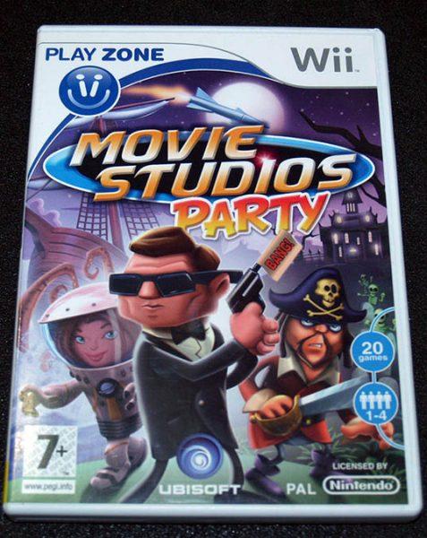 Movie Studios Party WII