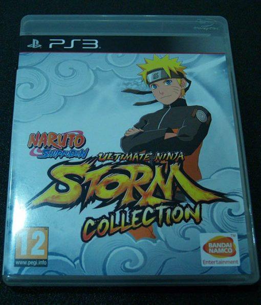 Naruto Shippuden: Ultimate Ninja Storm Collection PS3