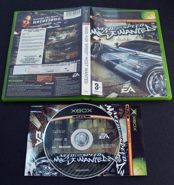 Need for Speed: Most Wanted XBOX