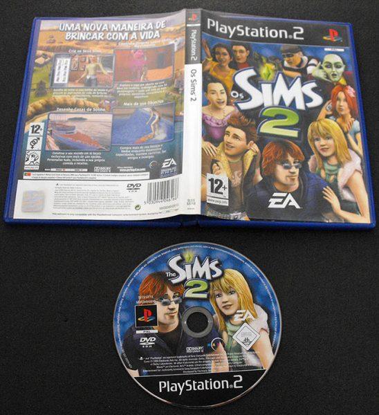 Os Sims 2 PS2