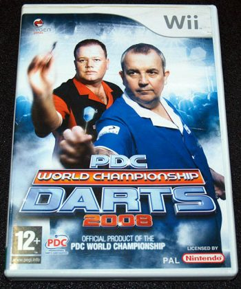PDC World Championship Darts 2008 WII