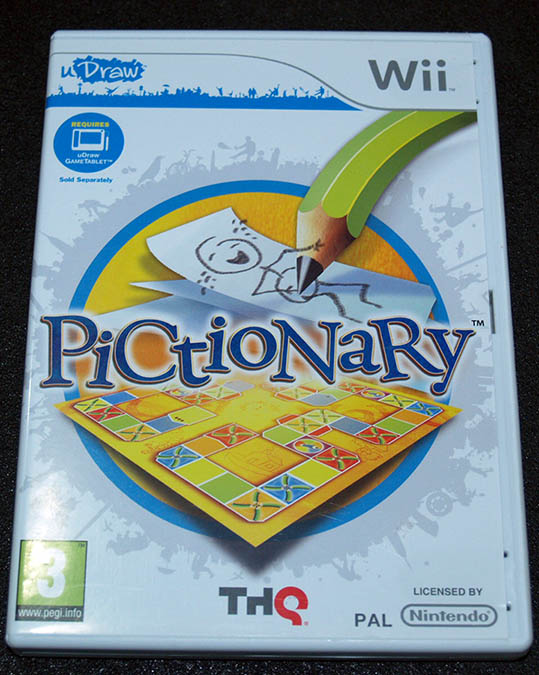UDraw: Pictonary WII