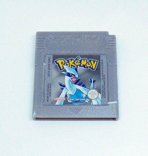 Pokémon Silver Version CART GAME BOY