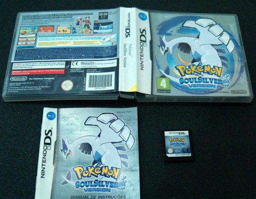 Pokémon SoulSilver NDS