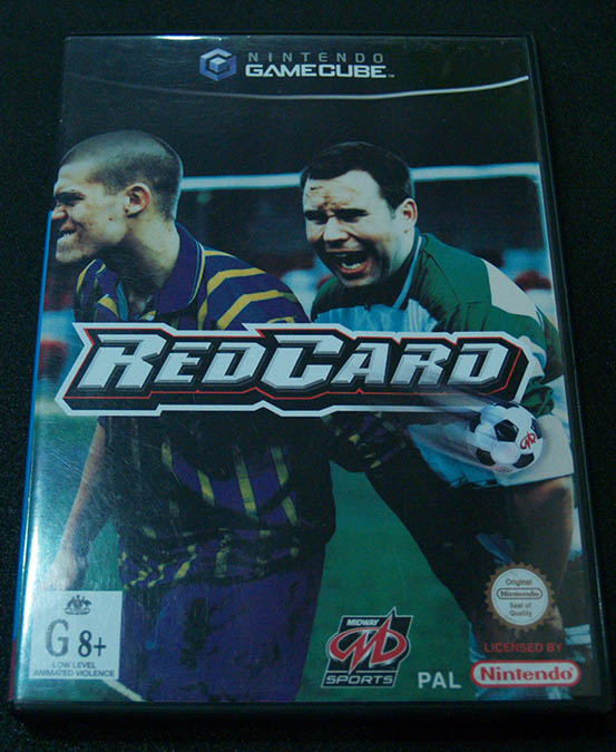 RedCard GameCube