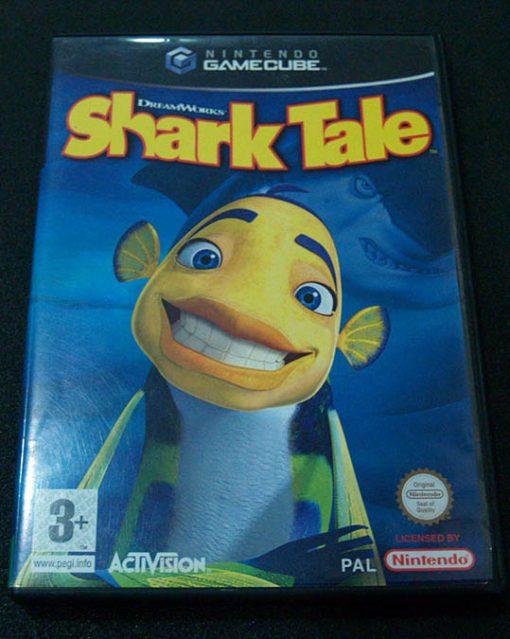 Shark Tale GameCube
