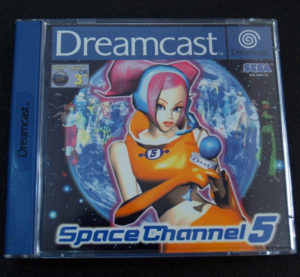 Space Channel 5 DREAMCAST