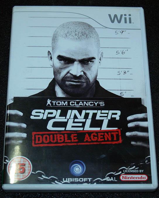 Splinter Cell: Double Agent WII