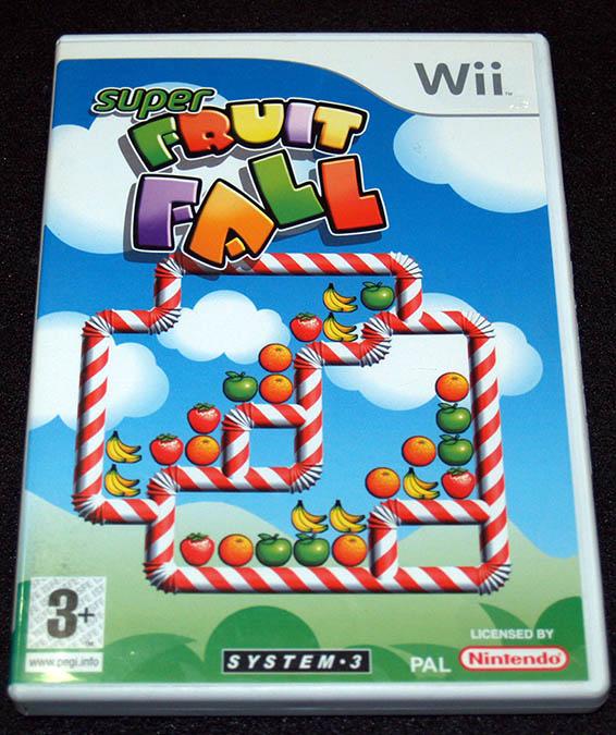 Super Fruitfall WII