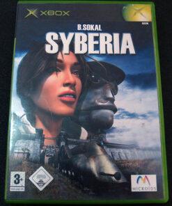 Syberia XBOX