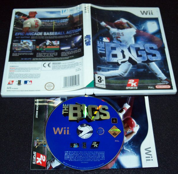 Bigs, The WII