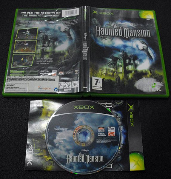 Haunted Mansion, The XBOX