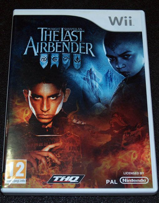 Last Airbender, The WII