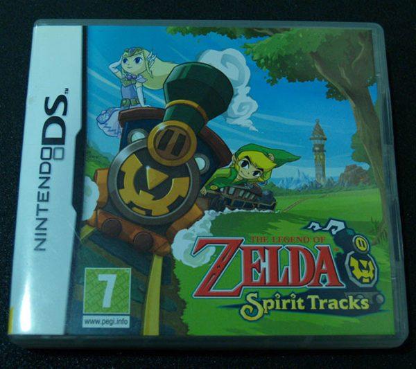 Legend of Zelda, The: Spirit Tracks NDS