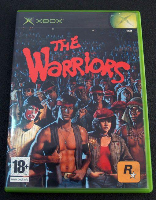 The Warriors XBOX