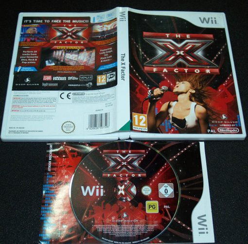 The X-Factor WII