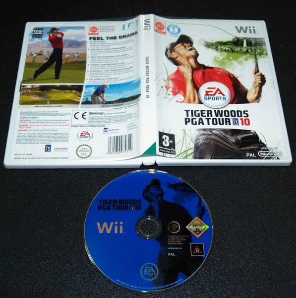 Tiger Woods PGA Tour 10 WII