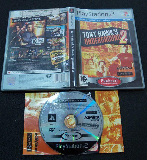 Tony Hawk's Underground 2 PS2