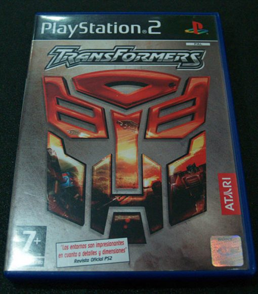Transformers PS2