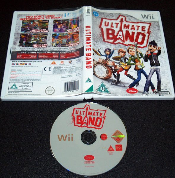 Ultimate Band WII