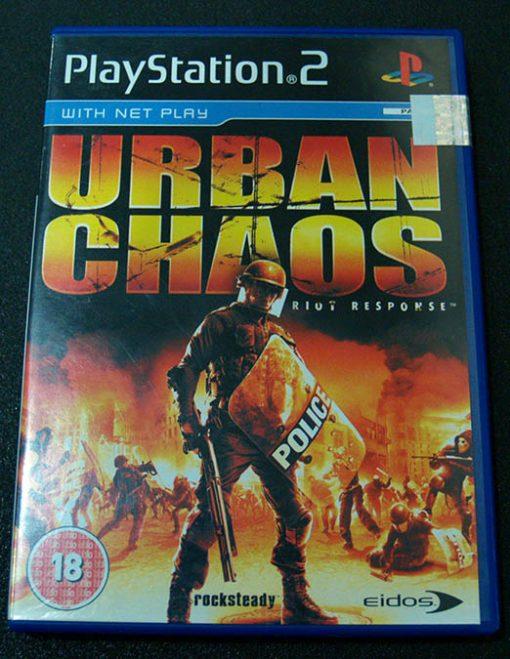 Urban Chaos: Riot Response PS2