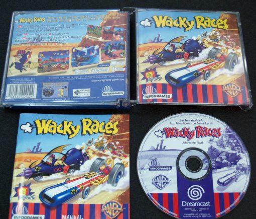 Wacky Races DREAMCAST