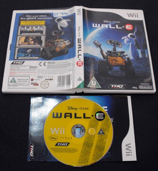 Wall-E WII
