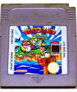Wario Land: Super Mario Land 3 CART GAME BOY